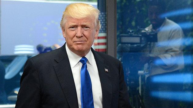 Трамп: С нетерпением жду встречи с Путиным