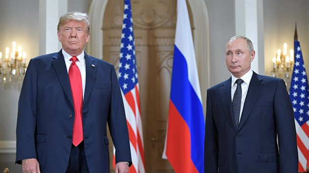 Стало известно, когда Трамп и Путин встретятся в Париже
