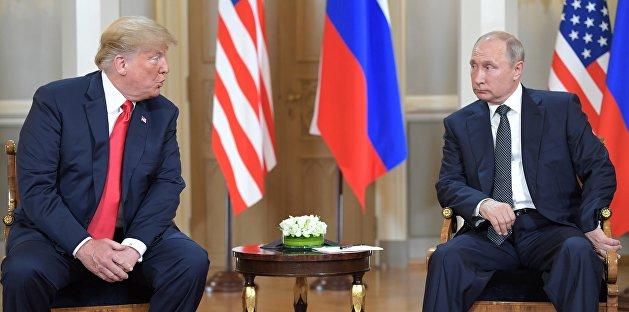 Трамп просит Россию помочь ему победить на выборах при помощи оружия