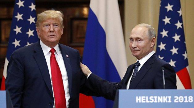 Трамп заявил, что может отменить встречу с Путиным на G20 из-за событий в Керченском проливе
