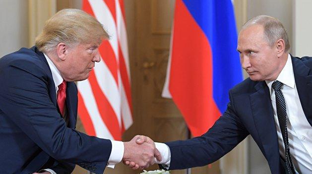Трамп: «Путин - прекрасный парень»