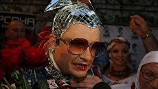 Верка Сердючка отказалась бы от участия в «Евровидении» в случае поступления приглашения