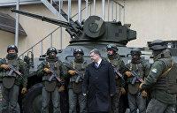 Война между борцами с коррупцией как отражение противоборства Порошенко и Авакова