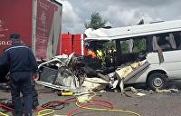 Почему маршрутки на Украине стали угрозой для пассажиров