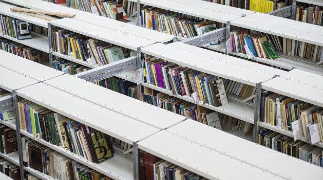 Верховная Рада может оставить украинцев без книг