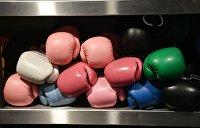 Сборная Украины по боксу приедет на чемпионат мира в Россию за свой счет