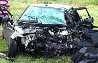 Пьяные водители стали виновниками самых кровавых и масштабных ДТП на Украине