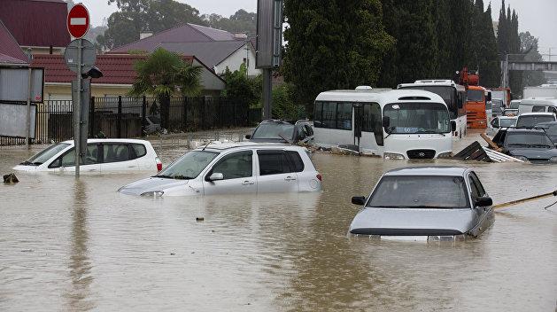 Появились новые данные о пострадавших из-за наводнения на Кубани