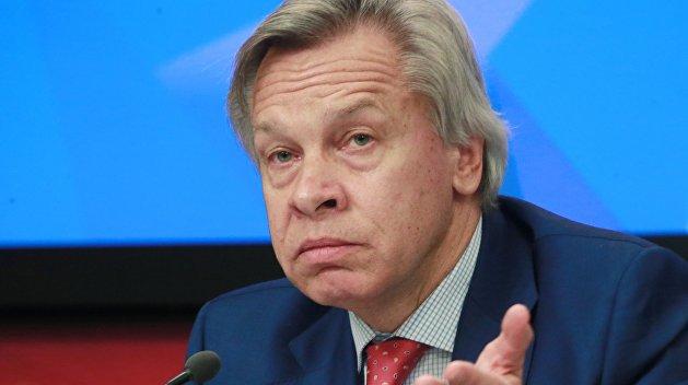 Пушков объяснил, зачем Украина спровоцировала военно-морской конфликт с РФ