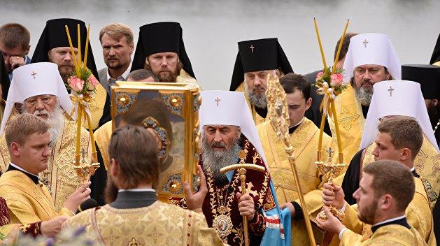 Полтавская епархия подтвердила свою верность канонической УПЦ
