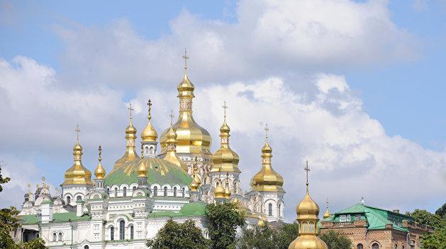 Кощунство: Из Киево-Печерской лавры похитили старинную икону Георгия Победоносца