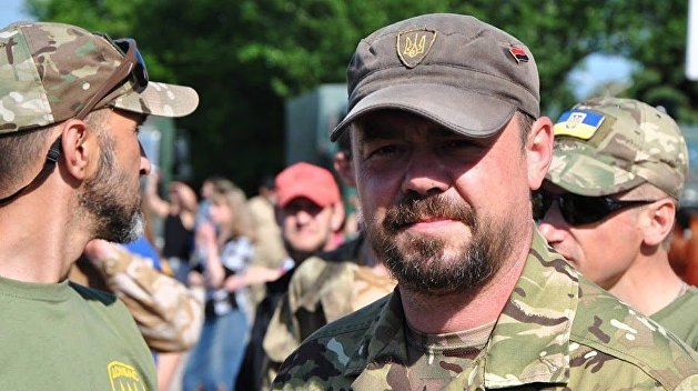 Полиция задержала новых подозреваемых в деле об убийстве добробатовца Олешко-Сармата