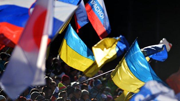 Больше половины украинцев считают русских братским народом