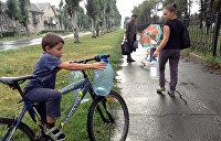 ЮНИСЕФ: Почти 750 тысяч детей в Донбассе могут остаться без питьевой воды