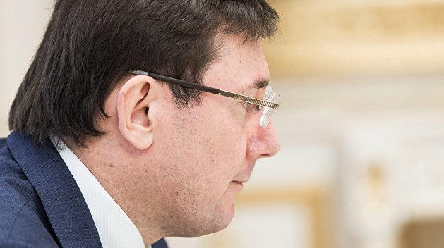 Андрей Вигиринский: Луценко до конца будет верным генпрокурором Порошенко