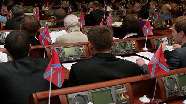 В ДНР национализируют собственность Украины