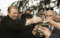Как я обнимался с веселеньким Кучмой