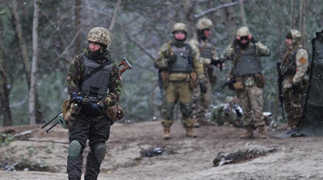 На Черниговском военном полигоне прогремел взрыв