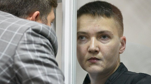 Тюрьма для Героя Украины: Суд оставил Савченко под арестом
