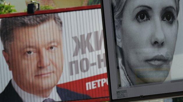 Новые рейтинги: Зеленский пошел в отрыв, а Порошенко обошел Тимошенко