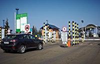«Евробляхеры» отчитались об успешном налете на украинских пограничников