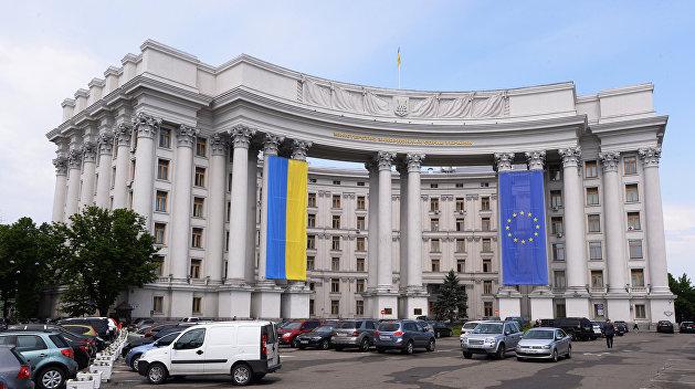 Азовское море: МИД Украины испугался нового территориального спора с РФ