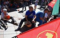 Шахтерам Украины не просто не платят зарплату - работать не дают