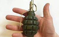 Женщина продавала боевые гранаты в подземном переходе Днепра