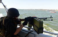 Унесенные морем: Украина просит НАТО и ООН обеспечить ей конвой и защиту