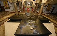 Место русской силы: Севастополь, усыпальница адмиралов. Фоторепортаж