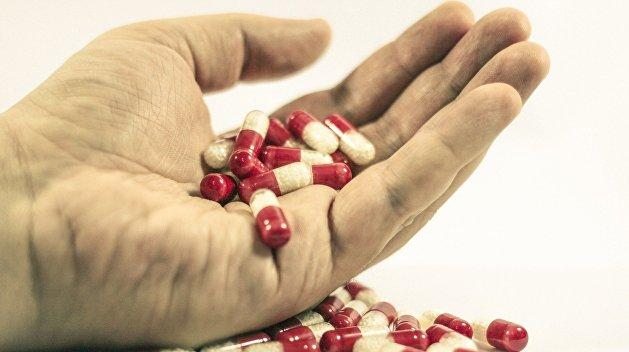 На Украине хотят ввести уголовную ответственность за продажу лекарств без рецепта