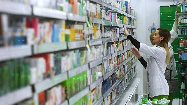 Зеленский пообещал разобраться с аптеками-спекулянтами