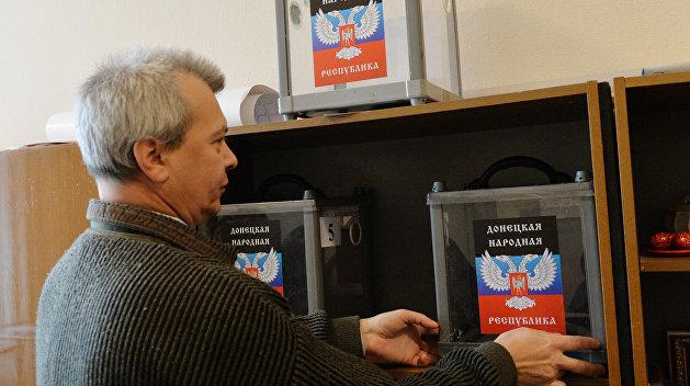 Иностранные наблюдатели могут зарегистрироваться на выборы в ДНР до 5 ноября