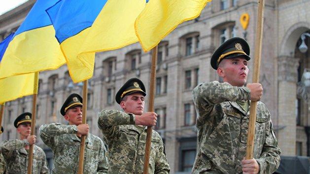 На Украине развенчали миф о самой сильной армии