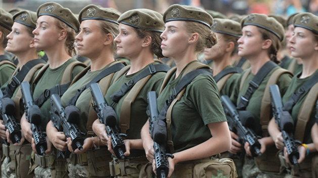 Закон о равных правах женщин и мужчин на службе вступил в силу на Украине