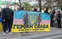 Зачем в День Независимости Украины Порошенко салютует фашизму