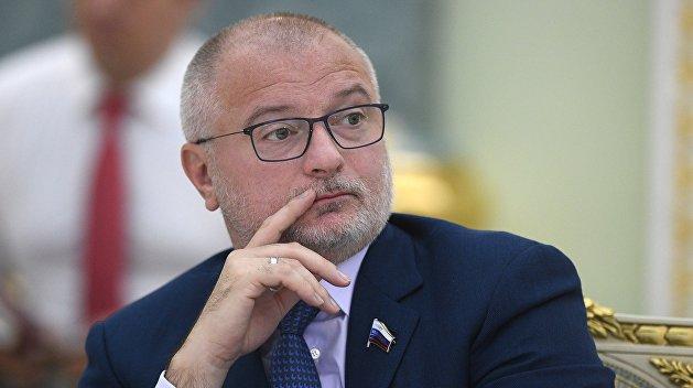 Клишас: Верховная Рада готовит репрессии против инакомыслящих