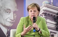 Меркель отложила европейские перспективы Украины на неопределенный срок
