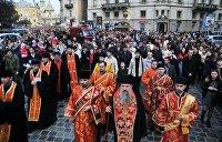 Крестовый поход на православие: как униаты захватывают восток Украины