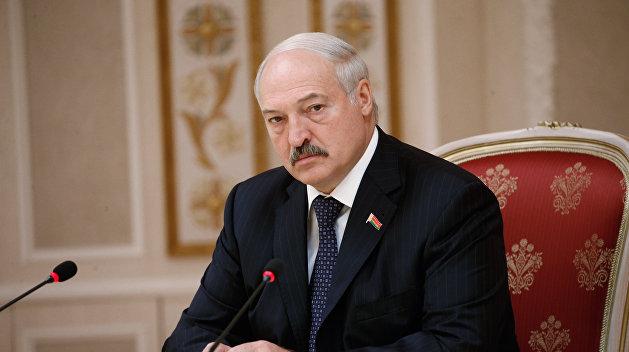 Лукашенко увеличивает погранвойска из-за нерегулируемого потока оружия из Украины