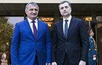 Сурков: Южная Осетия оказала уникальную поддержку ЛНР и ДНР
