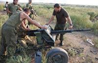 Экс-министр госбезопасности ДНР: Поток украинского оружия к нам непрерывен