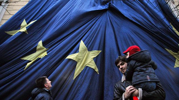 Украинцы не рады безвизовому режиму