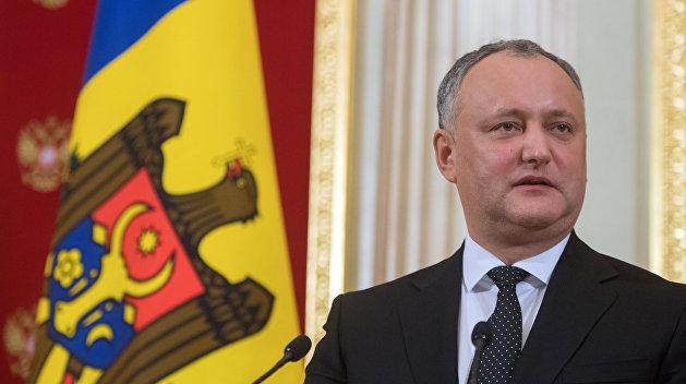 «Взгляд»: Додон приносит России гораздо больше пользы, чем кажется
