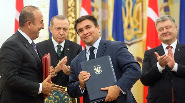 Климкин понял, что Россия реальна и находится рядом