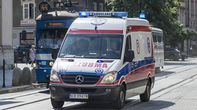 Украинец погиб под колесами грузовика в Польше
