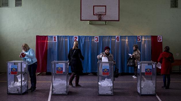 В ЛНР пройдет предварительное голосование