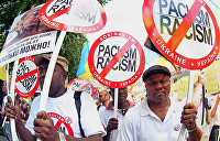 Расизм в ресторане: иностранцам вход воспрещен