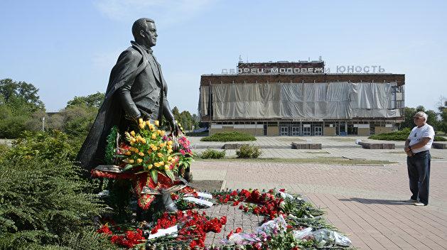 Семья Иосифа Кобзона поможет восстановить дворец молодежи «Юность» в Донецке