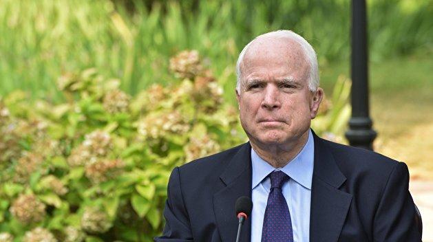 Маккейн: США утратили мировое лидерство